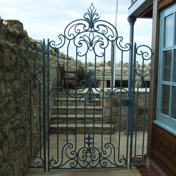 Wrought Iron Gates And Railings W Stay Amp Son Ltd