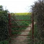 Estate fencing gate 3 ft